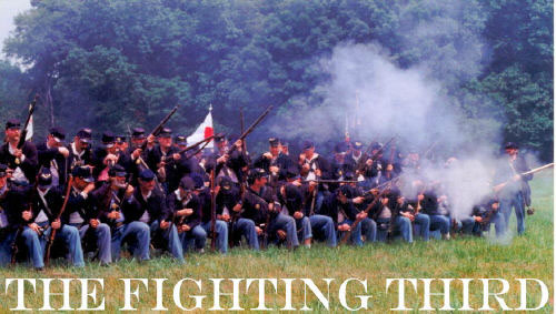 White Oak Church | The Third Regiment of New Jersey