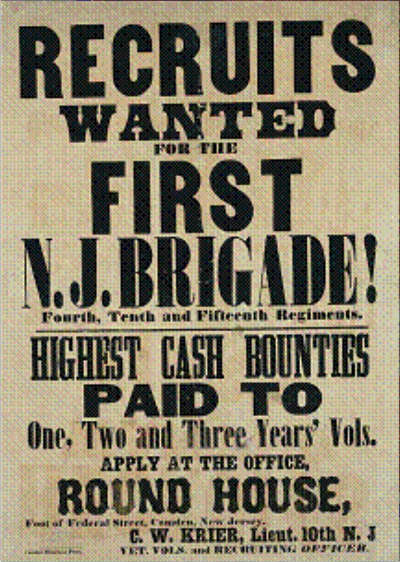 The First New Jersey Brigade